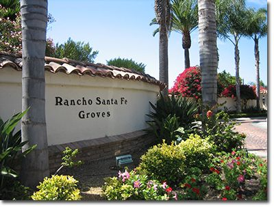 Rancho Santa Fe Groves, San Diego