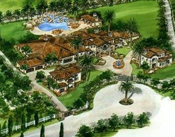 Tuscan Estates, San Diego