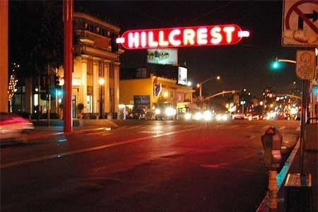 Hillcrest, California