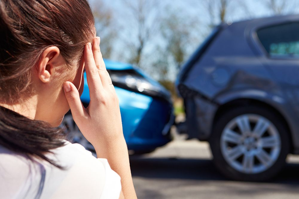 auto accident pain