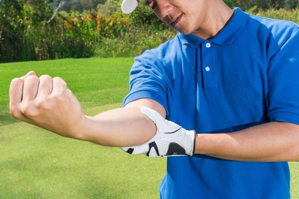 Chiropractic Treatment for Golfers Elbow