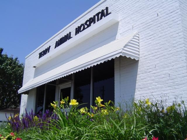 Terry Animal Hospital building