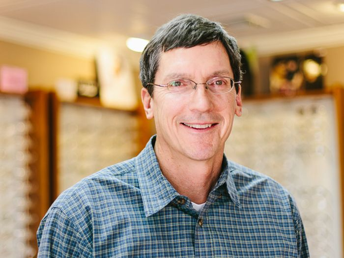 James C. Stover, O.D.