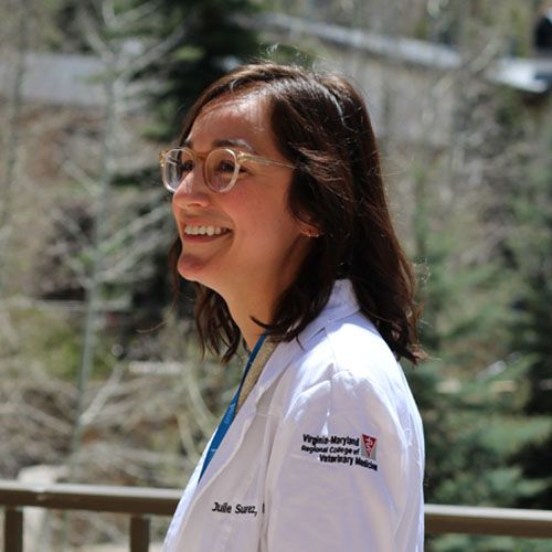 Julianne Suarez, DVM