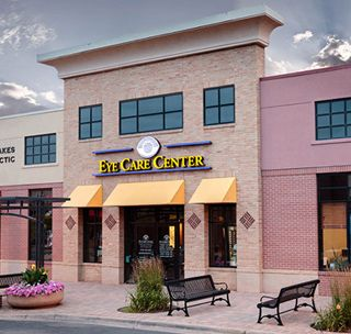 eye care center maple grove