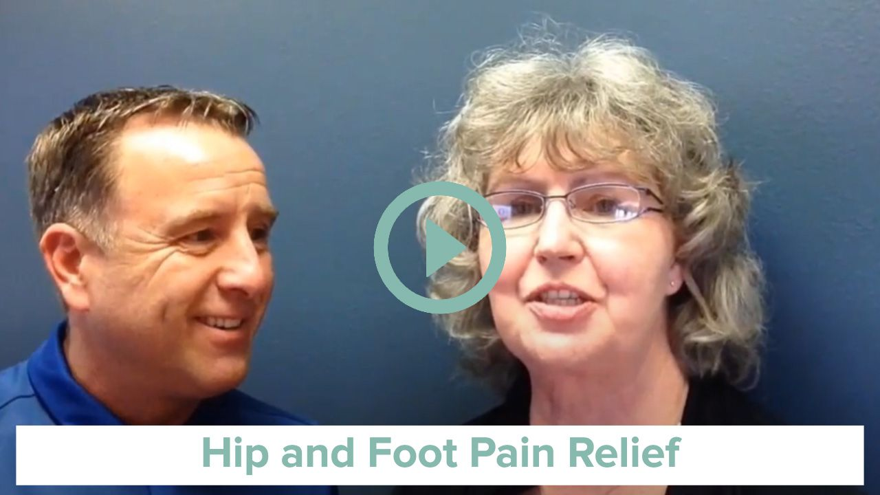 stem cell repair for hip and foot pain relief