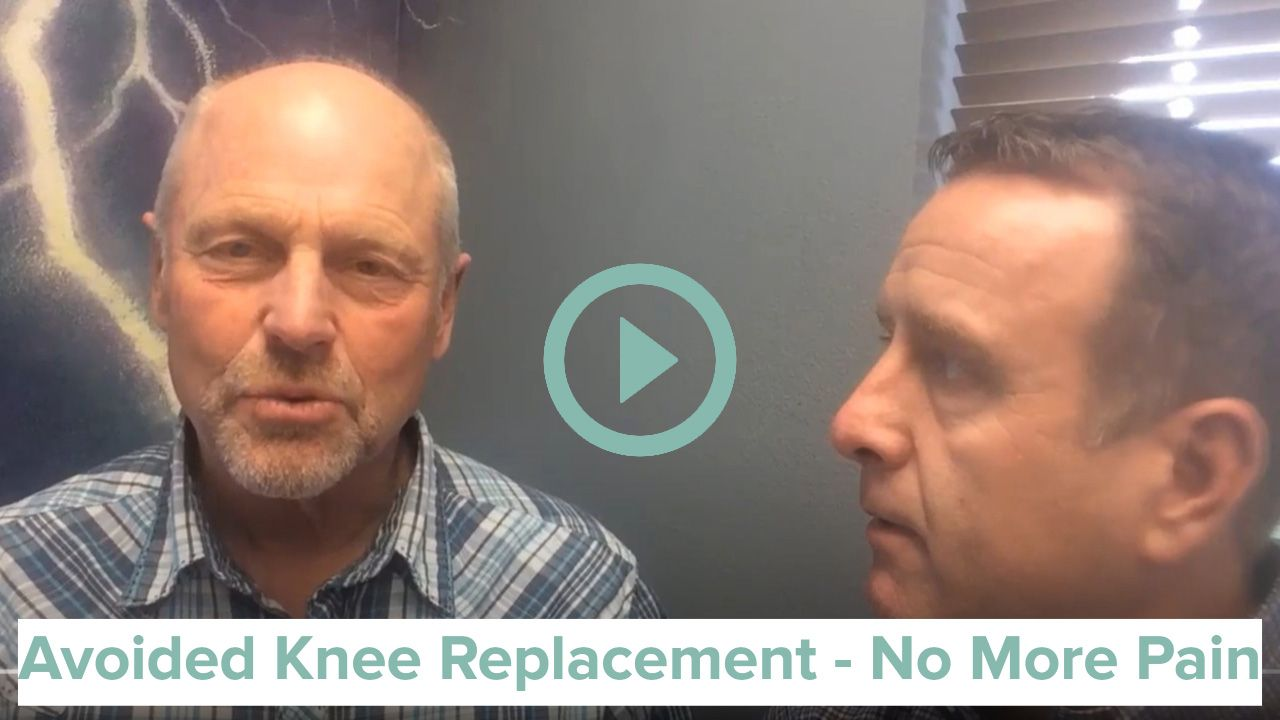 stem cell repair for knee pain relief