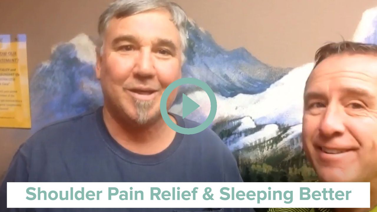 stem cell repair and regeneration for shoulder pain and discomfort