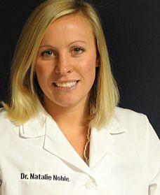 Dr. Natalie J. Noble
