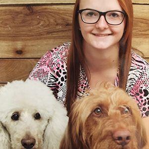 Katie Veterinary Technician