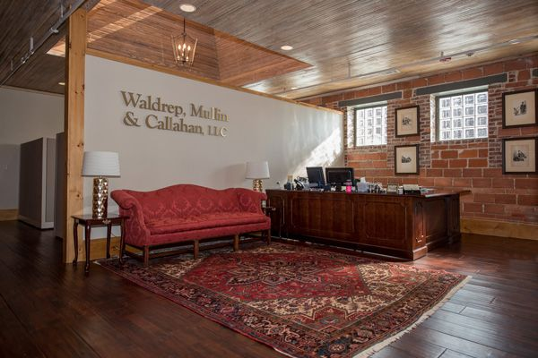 waldrep, mullin and callahan law office
