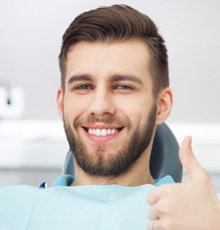 Relaxation Dental Specialties patient