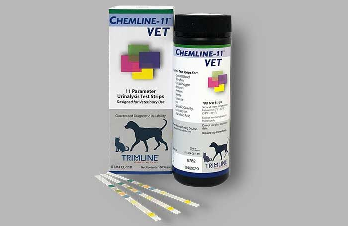 Urinalysis Test Strips