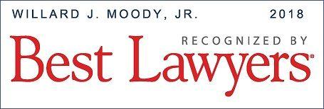 Willard J. Moody, Jr. Best Lawyers
