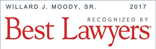 Willard Moody Sr Best Lawyers