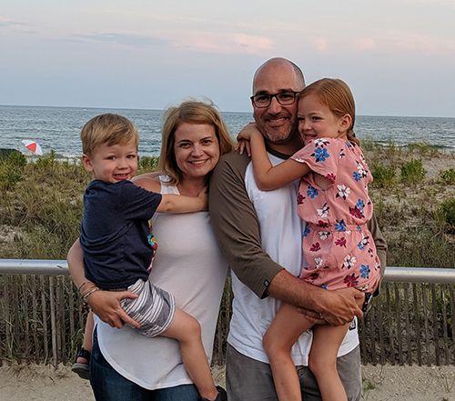 Dr. Esperons family