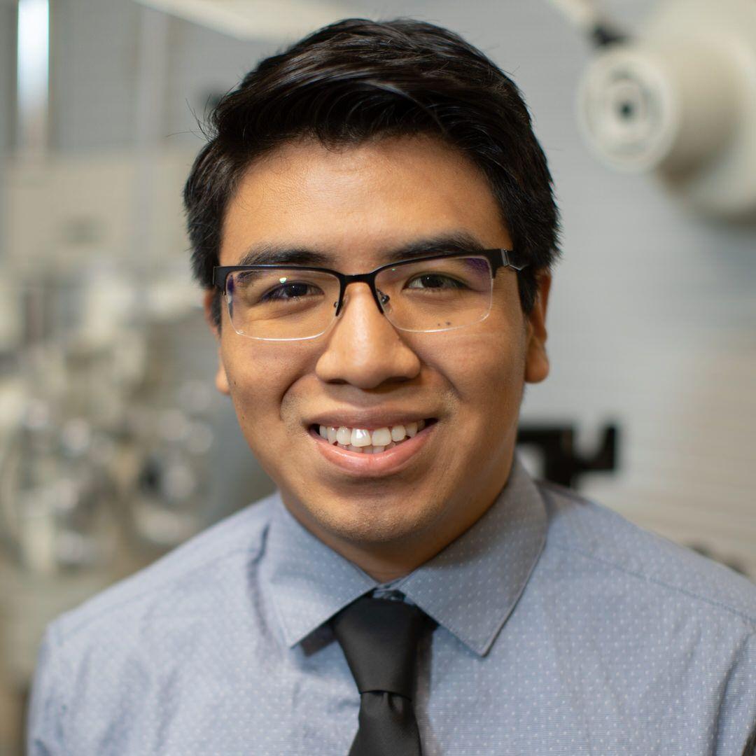 Nick, Optometric Technician