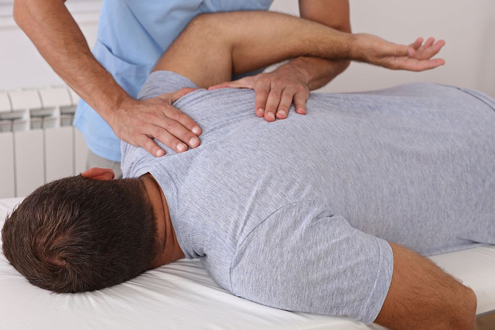 Back Pain Chiropractic Care