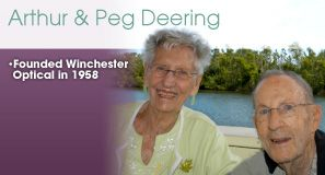 ARTHUR & Peg Deering