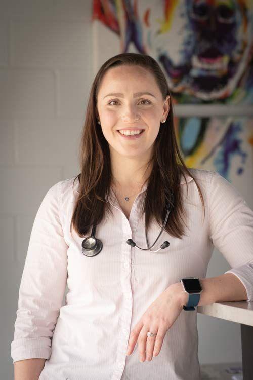 Dr. Bridget Mandeville Stephens