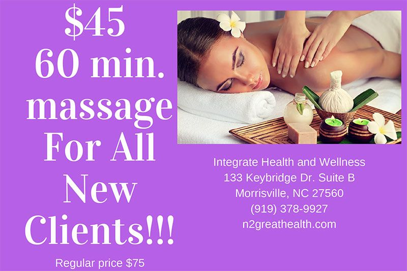 discount massage for all ages