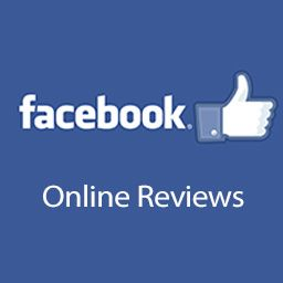 facebook online reviews