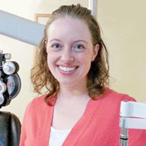 Dr. Lesley Sobeck, O.D.