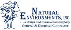 Natural Environments Logo