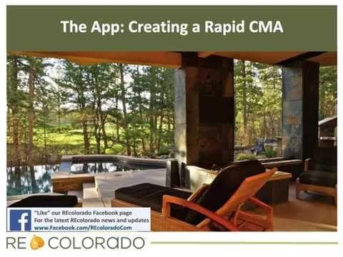 Homesnap: Creating a Rapid CMA