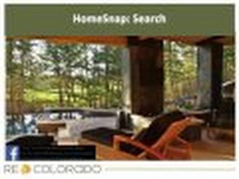 Homesnap: Search