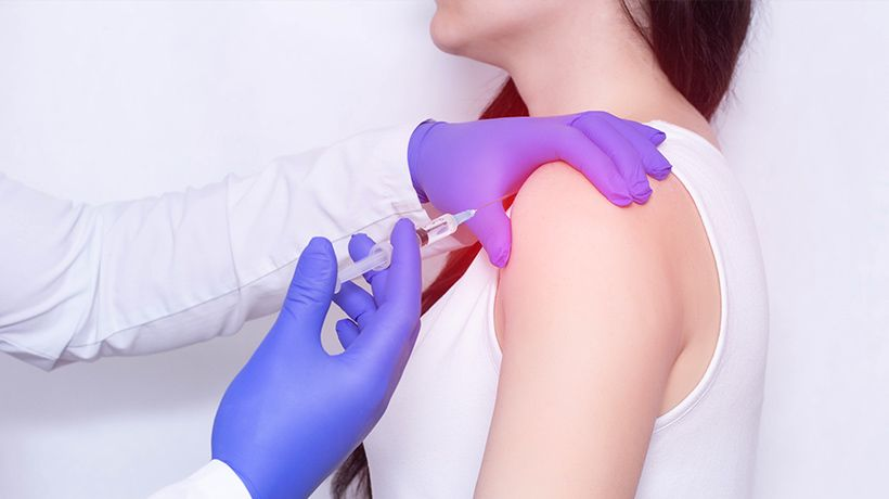 Shoulder Joint Injections