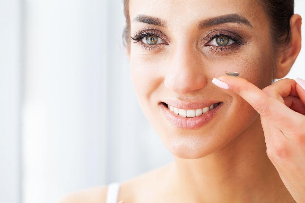 Benefits of Scleral Lenses