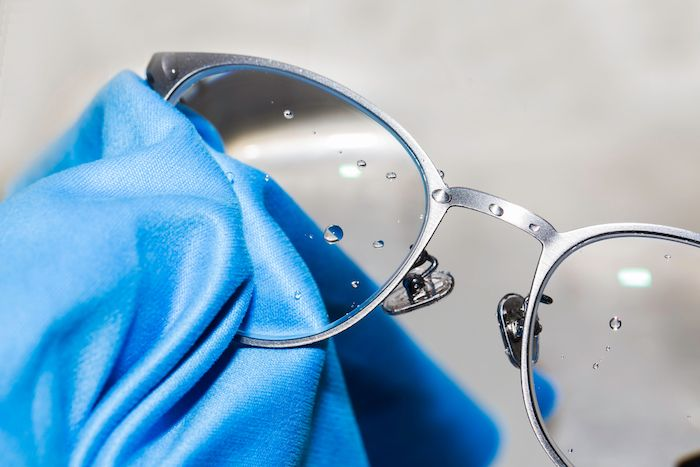 How to Properly Clean and Sanitize Your Eyeglasses