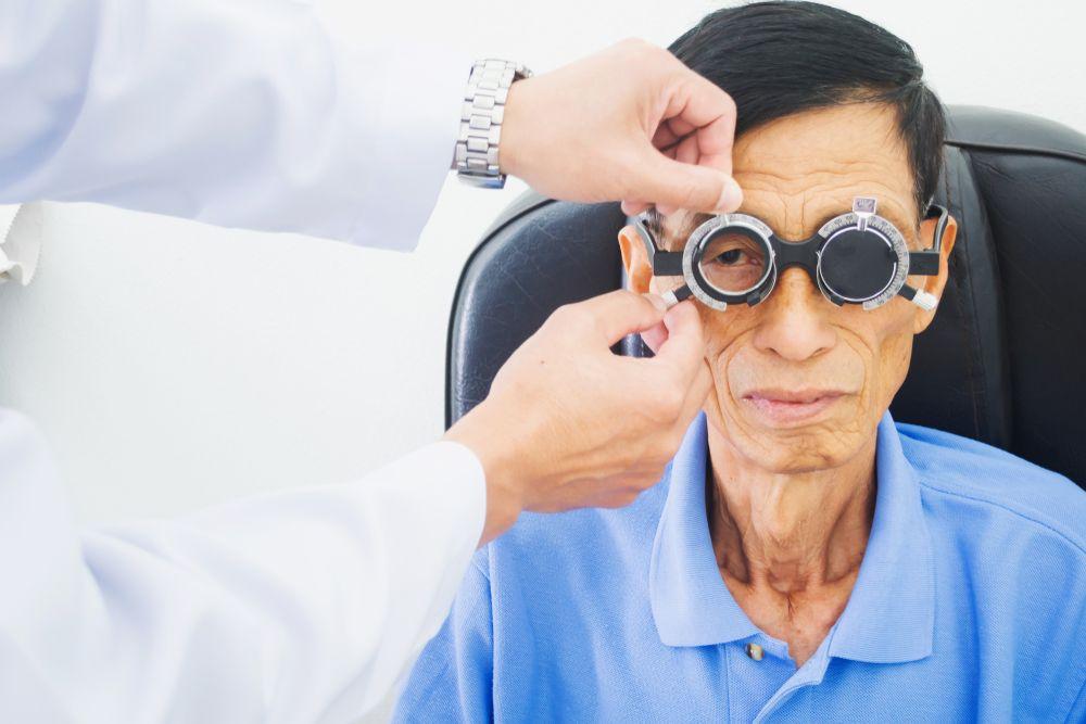 Cataract Post-Op Care