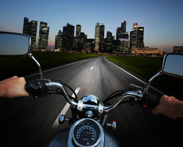 Our Orlando motorcycle accident attorneys ask the question: should motorcycle lane-splitting be legal?