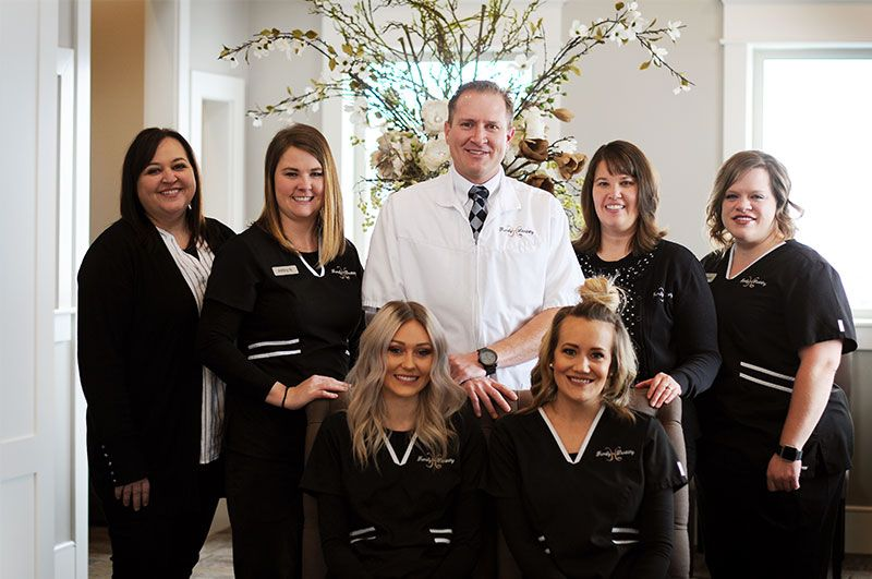 Haws Family Dentistry team