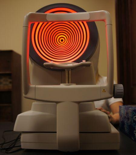 eye apparatus