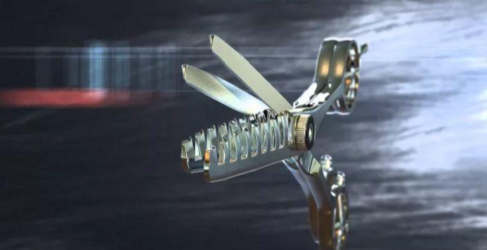 Taichi Scissor Styling Series