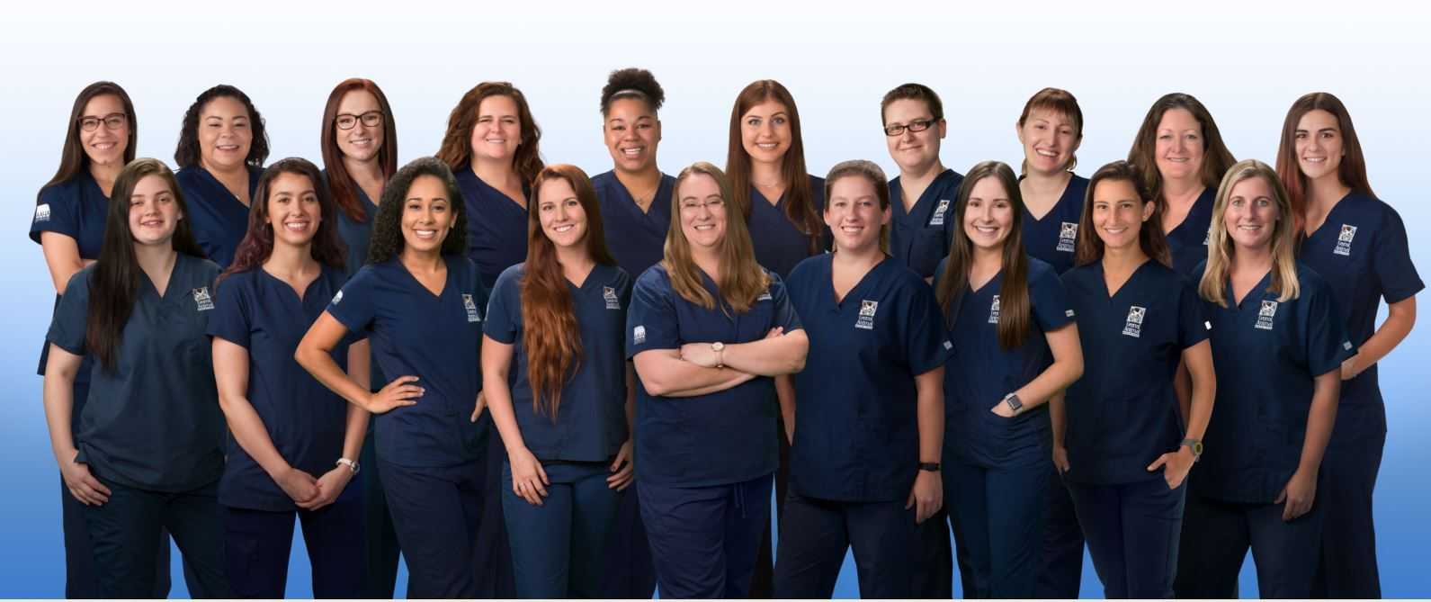 Central Animal Clinic Staff Photo