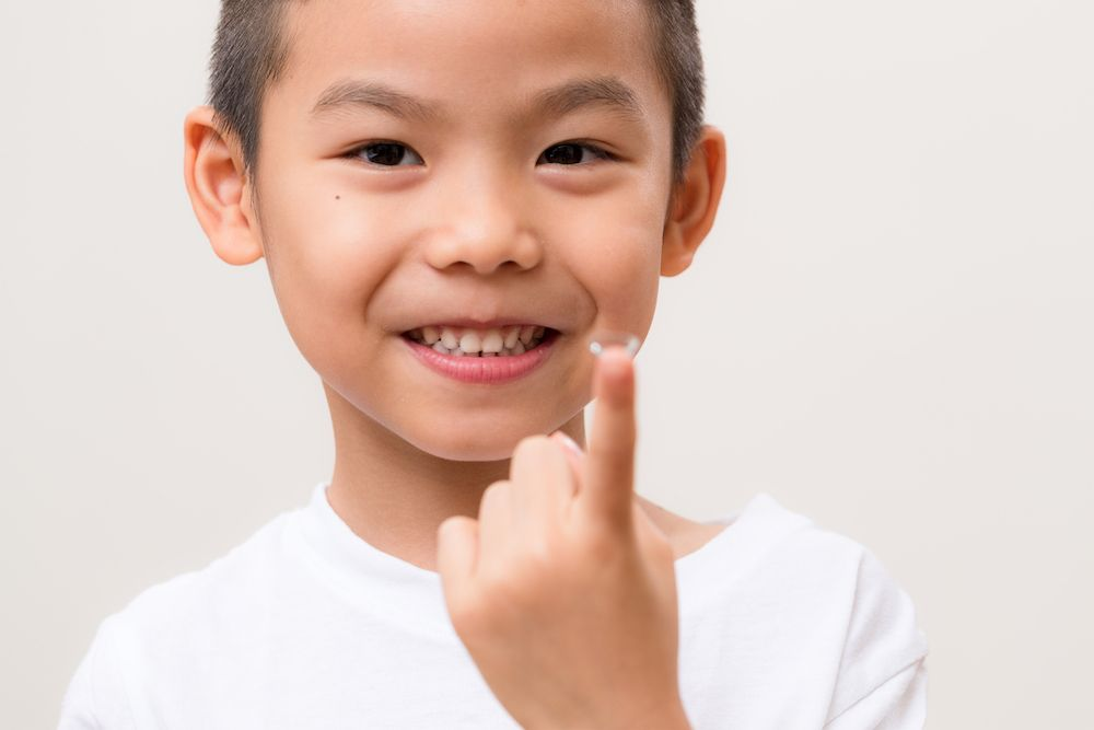 How Can MiSight Contact Lenses Help My Child's Myopia?