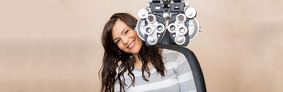 eye and vision exams