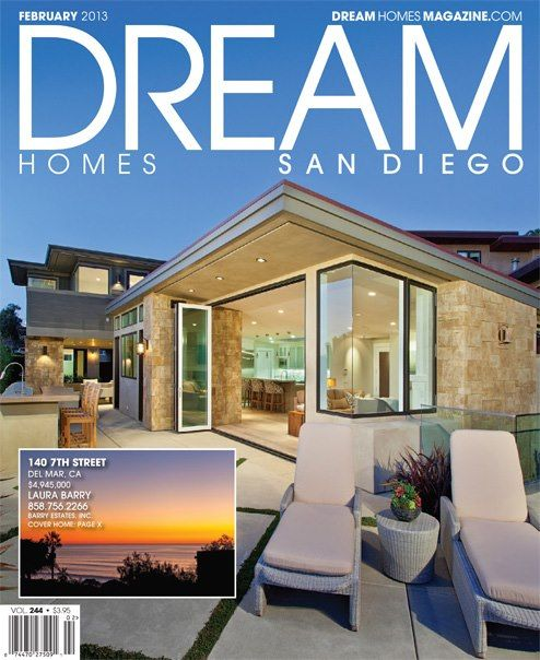 print marketing team manion rancho santa fe properties ForDream Homes Magazine