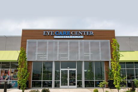 Eyecare Center Optometrist PSC outside