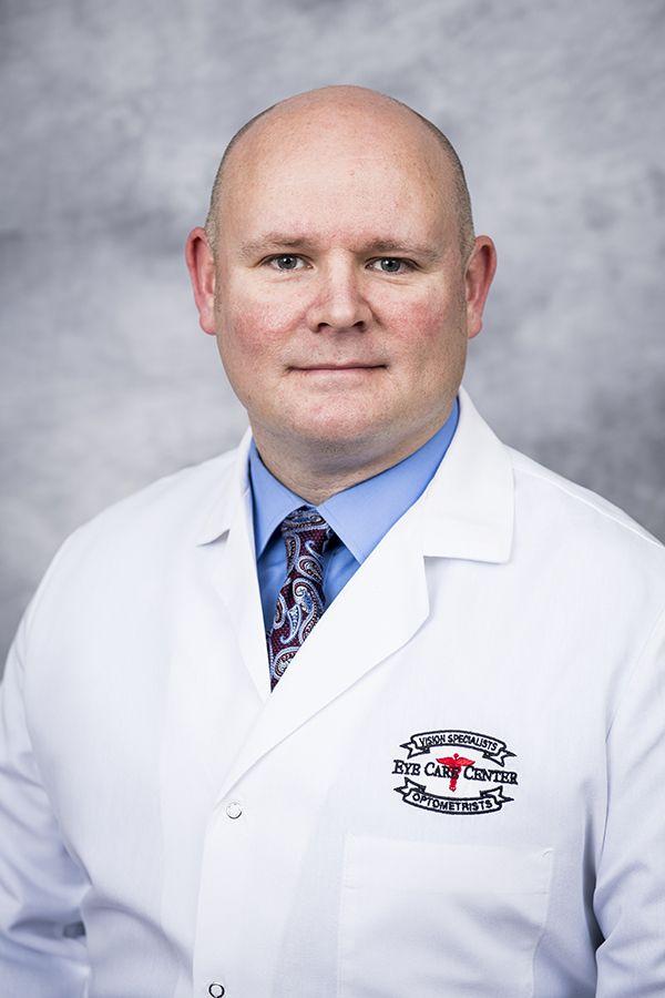 Dr. Matthew Burchett, O.D.