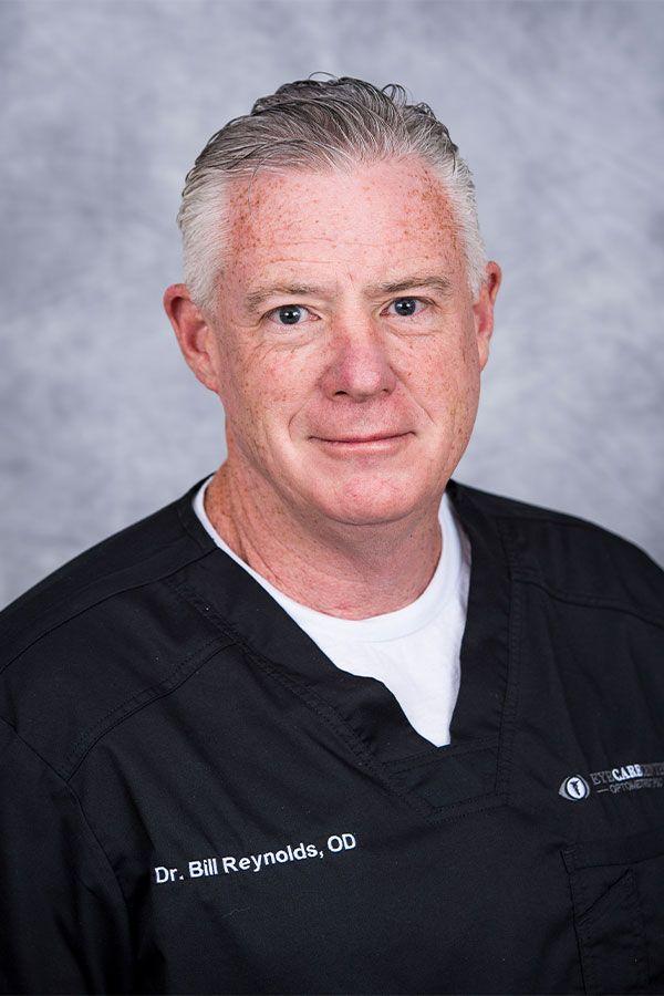 Dr. William T. Reynolds, O.D.