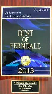 Best of Ferndale 2013