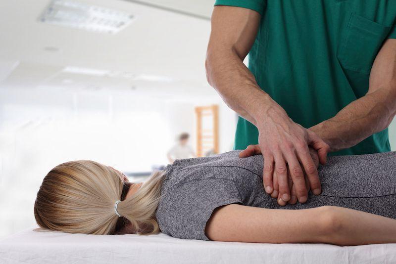 Chiro Patient