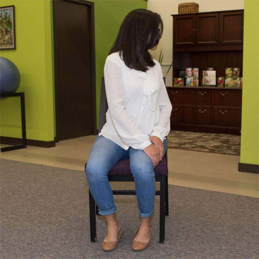 Basic Low Back Mobility Exercises (Rotation)