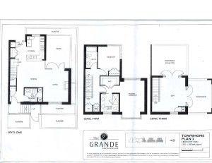 The Grande Floor Plans