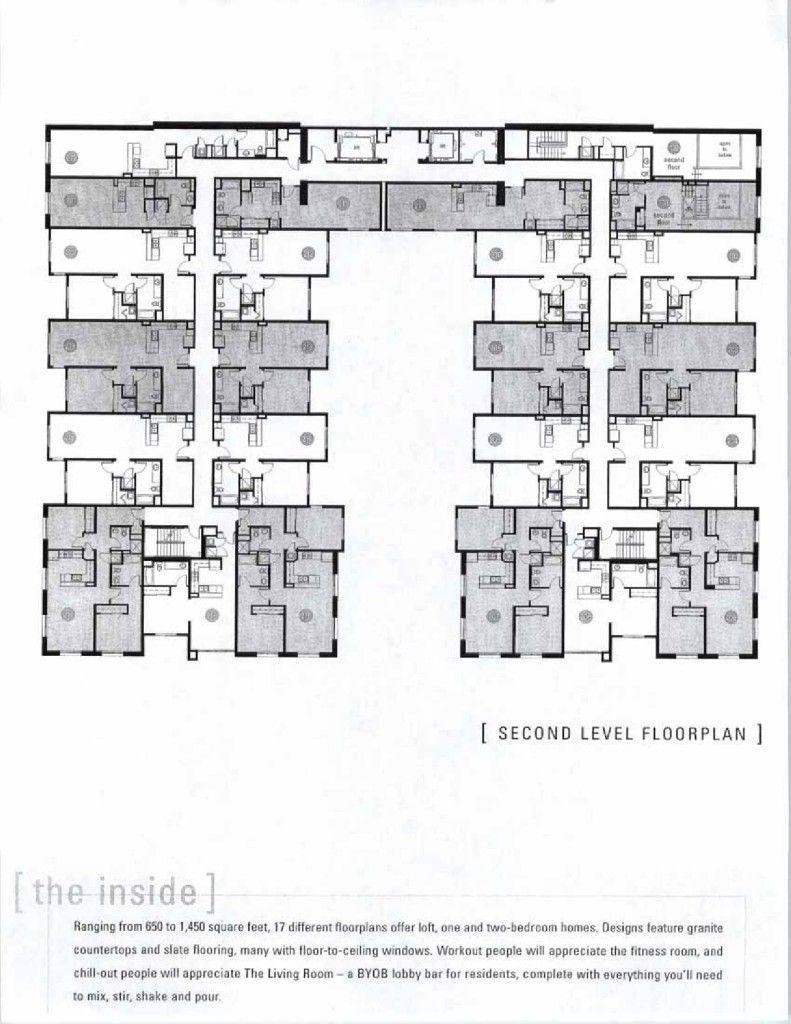 Metrome San Diego Floor Plans